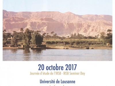 Conference: Les moines égyptiens aux prises avec les réalités économiques. Egyptian monks dealing with economic realities (Lausanne)