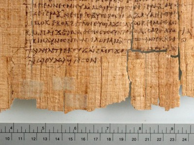"Lecture of Sofía Torallas Tovar on ""Athanasius of Alexandria's Epistle to Dracontius: A Translation from Greek into Coptic Transmitted by a Papyrus Roll"""