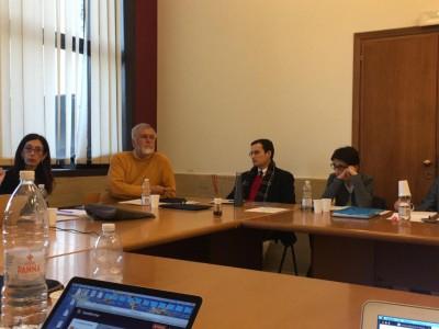 """Round table """"I colofoni cristiani orientali: per un'analisi strutturale"""""""